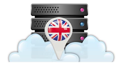 UK VPS Server Hosting
